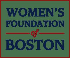 women's foundation of boston logo